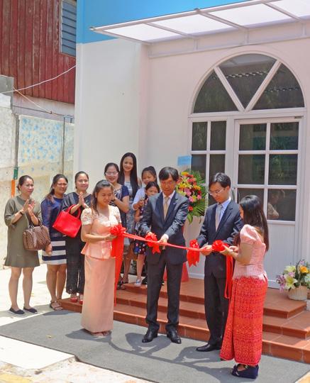 カンボジア公文