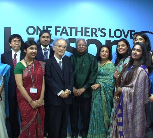 バングラデシュに開設